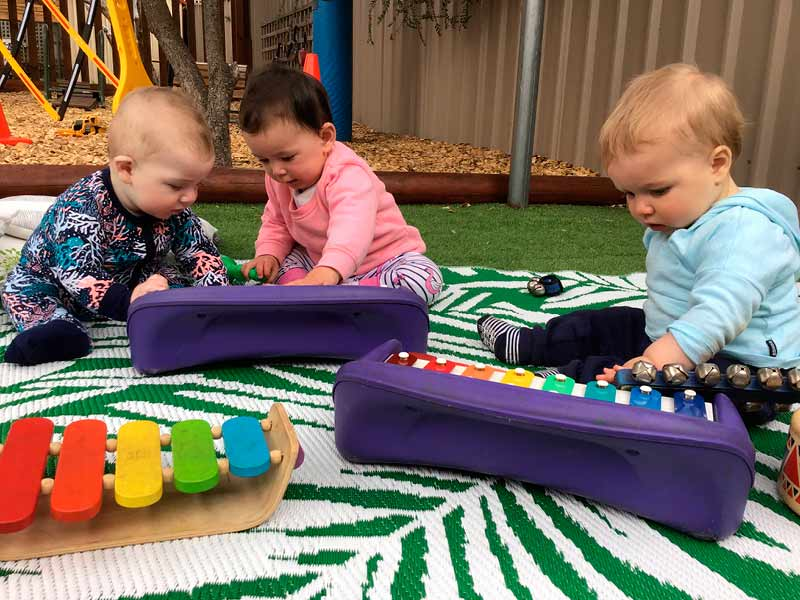 Fleurieu Room - baby play